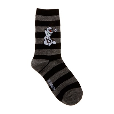 DISNEY Olaf - Chaussettes - gris chine