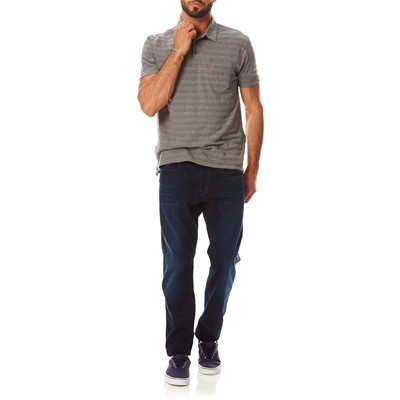 LEVI'S Sunset polo - Polo - gris