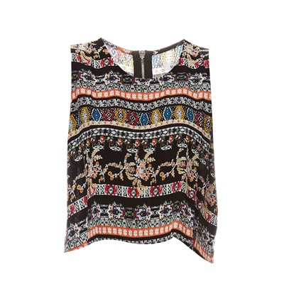Glamorous Top - multicolor