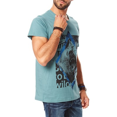 BEST MOUNTAIN T-shirt manches courtes - kaki
