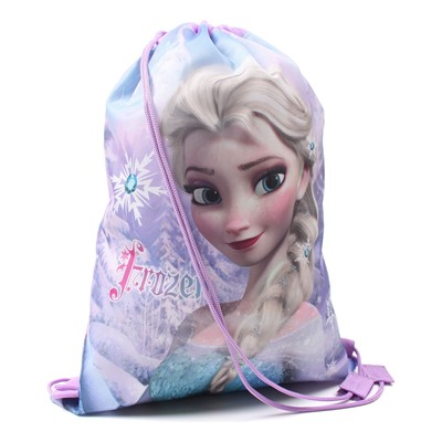 FROZEN Elsa - Sac de gym - rose
