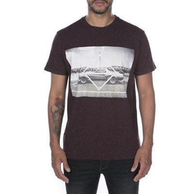 Turey Ts - T-shirt - bordeaux