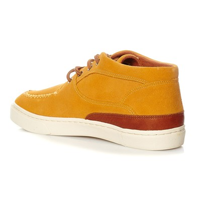 POINTER Chaussures montantes - miel