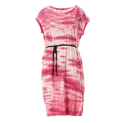 Rush - Robe en coton organique - rose