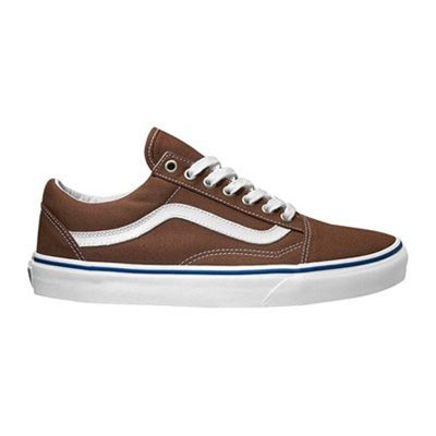 VANS OLD SKOOL - Sneakers - marron