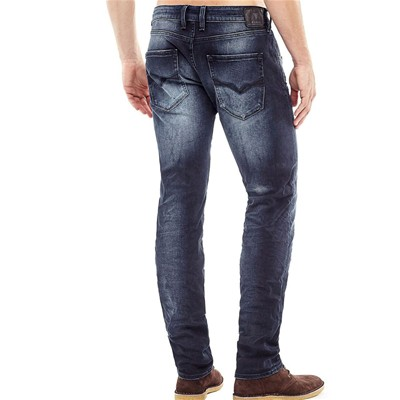 GUESS Jean slim - denim bleu