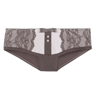 POMM'POIRE So chic - Shorty - marron
