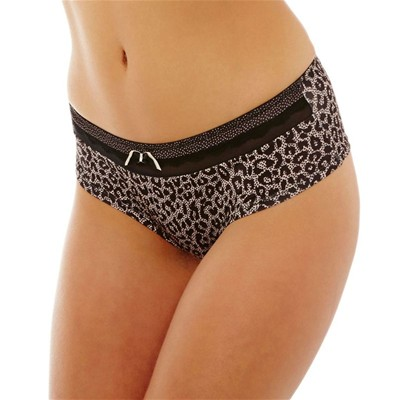 POMM'POIRE Wild Cat - Shorty - noir