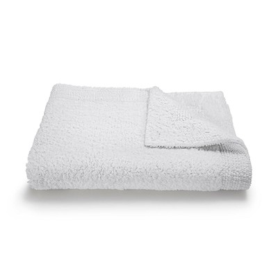 CALVIN KLEIN HOME Core Rugs Optic - Tapis de bain - blanc