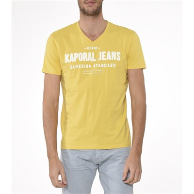 KAPORAL Poby - T-shirt - moutarde