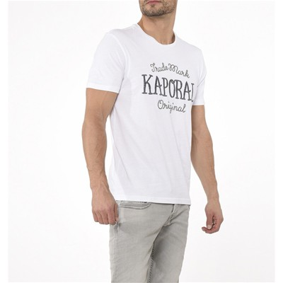 KAPORAL Pool - T-shirt - blanc