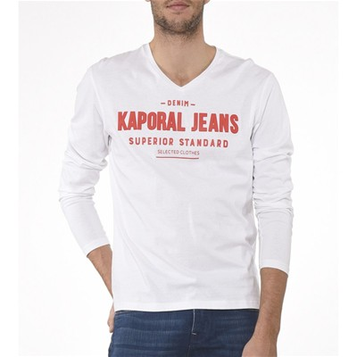 KAPORAL Shift - T-shirt - blanc