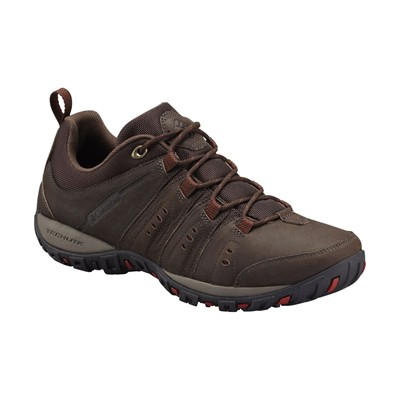 Columbia Peakfreak nomad plus - chaussures de sport - marron