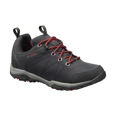zapatillas Columbia Fire Venture Waterproof Zapatillas negro