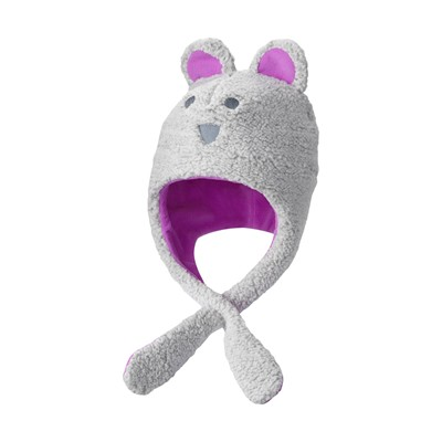 Toddler Tiny Bear - Bonnet - gris