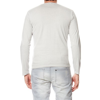 PEPE JEANS LONDON Battersea LS - T-shirt - gris clair