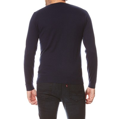 ESPRIT COLLECTION Pull - bleu marine