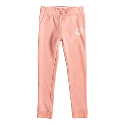 ROXY Pantalon jogging - rose