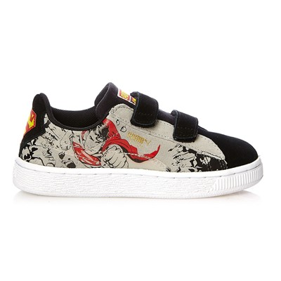 Puma Suede Superman 2 - Zapatillas - negro