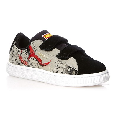 Suede Superman 2 - Baskets basses - noir