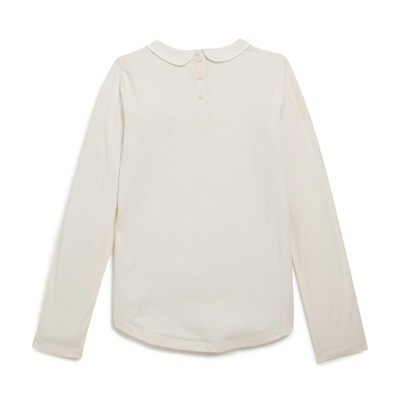 MONOPRIX KIDS Top - ecru