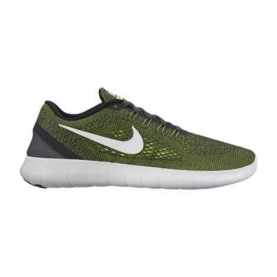 NIKE Freen Run - Baskets - kaki