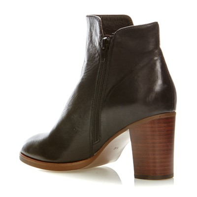 Xoel - Bottines en cuir