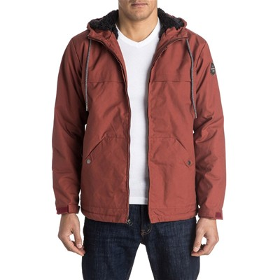 QUIKSILVER Wanna - Coupe-vent - rouge