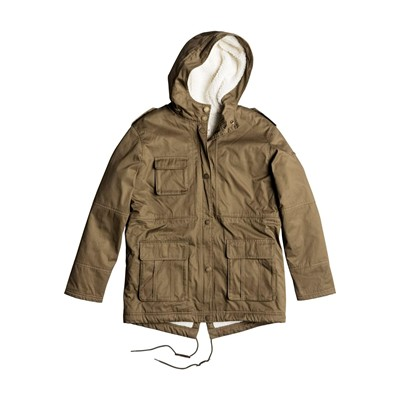 ROXY Parka - marron