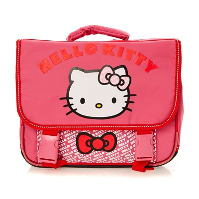 HELLO KITTY Hello Kitty - Cartable - rose