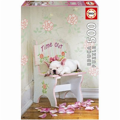 Educa Lisa jane - puzzle 500 pièces - multicolore