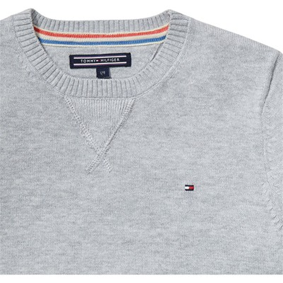 TOMMY HILFIGER Sweat-shirt - gris