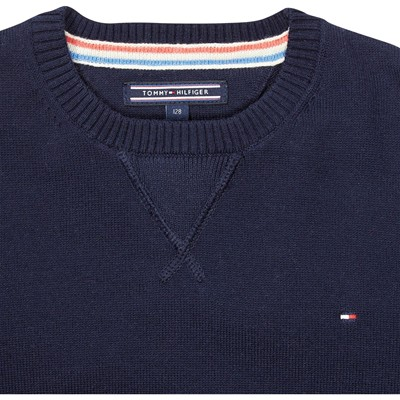 TOMMY HILFIGER Sweat-shirt - bleu marine