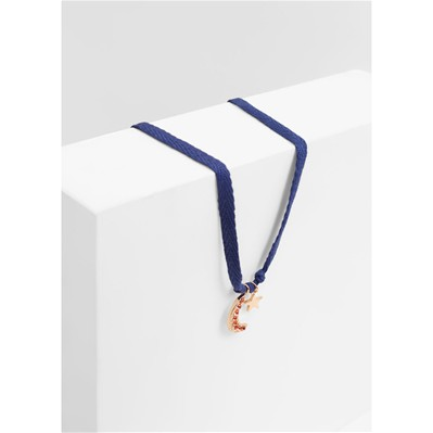 MANGO KIDS Collier - bleu