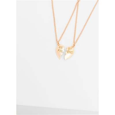 MANGO KIDS Collier - doré