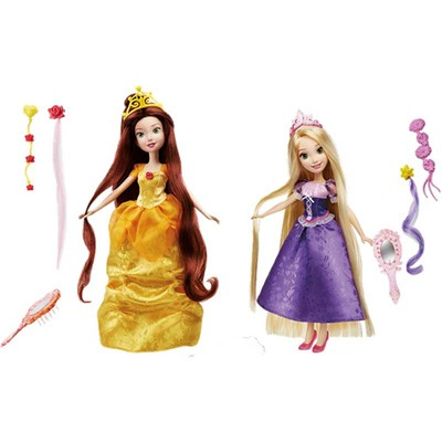 HASBRO Princesse chevelure de rêve - multicolore