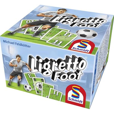 SCHMIDT Ligretto Foot - multicolore