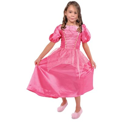CESAR Déguisement robe de princesse - multicolore