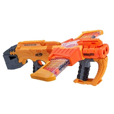 HASBRO Nerf Doomlands Double Dealer - multicolore