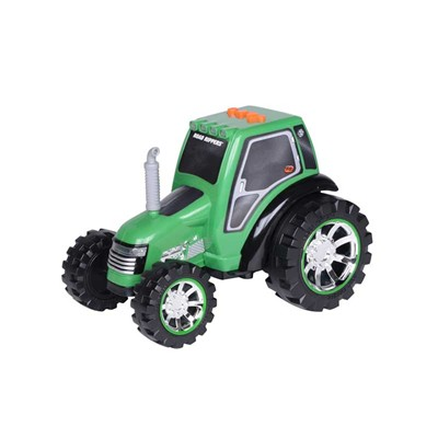 TOY STATE Tracteur sonique 23 cm - multicolore