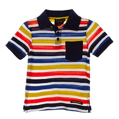FINGER IN THE NOSE Polo - multicolore