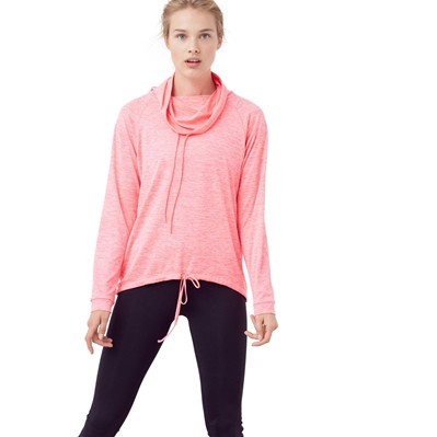 MANGO Sweat-shirt - rose