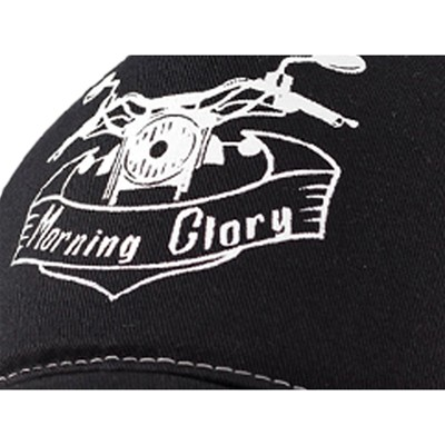 MORNING GLORY Becande - Casquette - noir