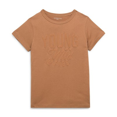 MONOPRIX KIDS T-shirt - marron