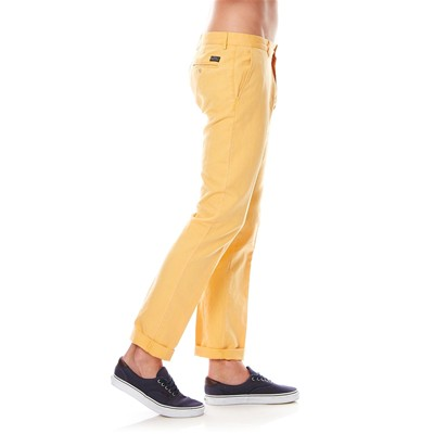 GANT Pantalon chino - moutarde