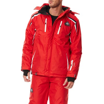 GEOGRAPHICAL NORWAY Blouson de ski - rouge