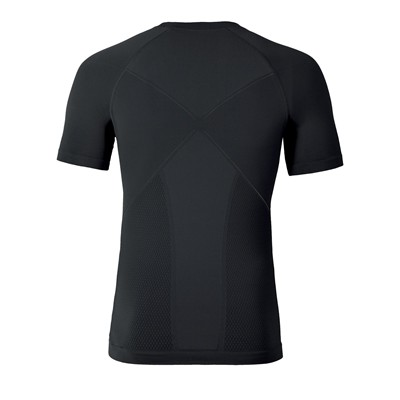 ODLO EVOLUTION WARM Blackcomb - T-shirt - noir