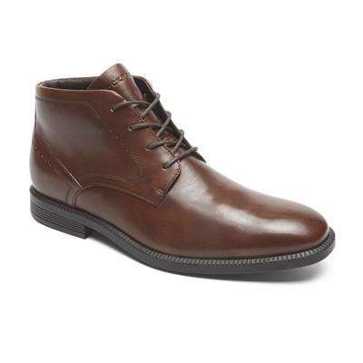 ROCKPORT Lea - Boots - marron
