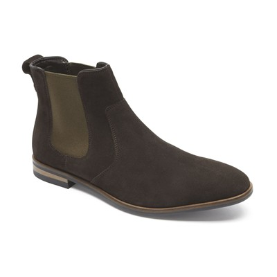 ROCKPORT Chelsea - Boots - chocolat