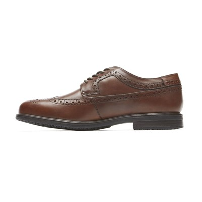 ROCKPORT Lea - Derbies - camel